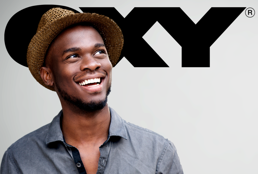 Oxy's new look campaign boosts self-confidence