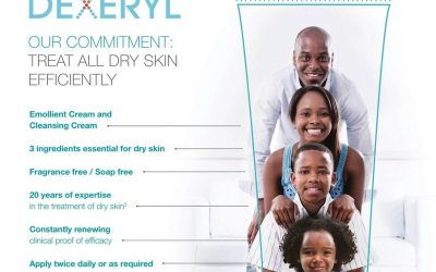 Skin protection range, Dexeryl, receives Allergy Foundation's seal of approval